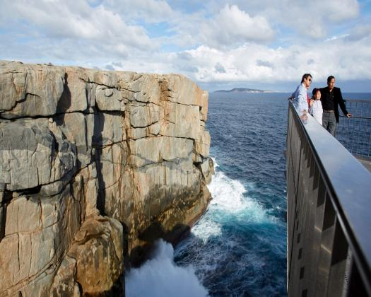 The Gap in Torndirrup National Park - Great Southern in Australias South West