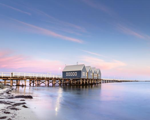 Busselton Jetty Sunrise