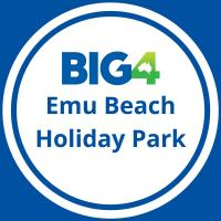 BIG4 Emu Beach Holiday Park Accommodation Logo