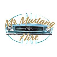 Mr Mustang Hire Logo