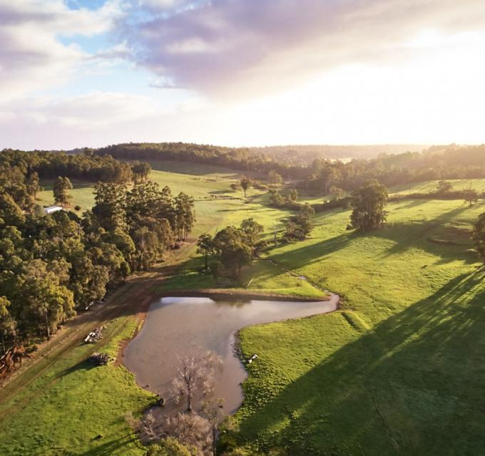 Countryside, Nannup, Australia's South West